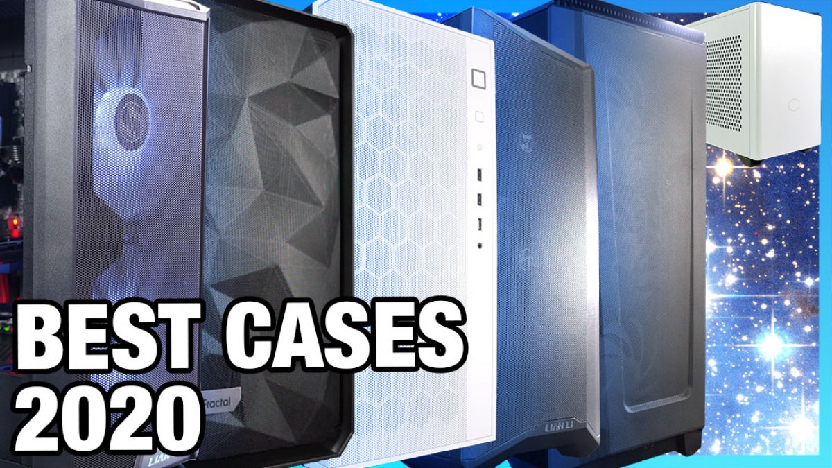 Awards: Best & Worst PC Cases of 2020