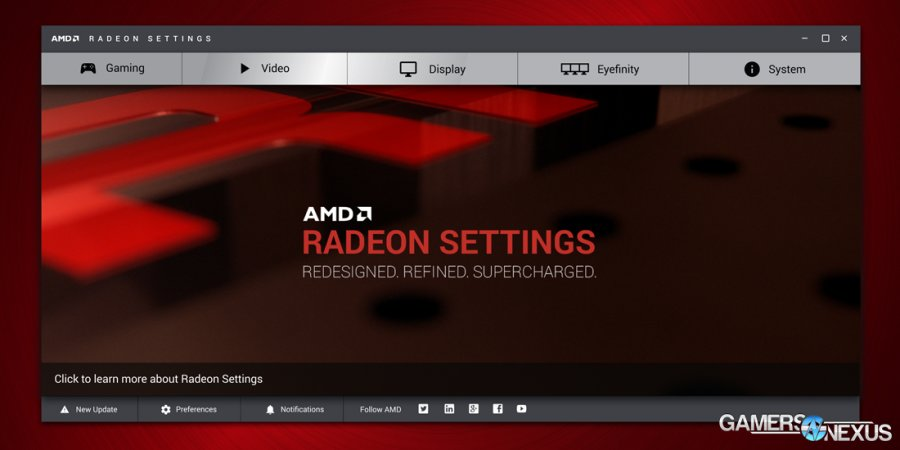 "AMD Kills Catalyst for New ""Radeon Software"""