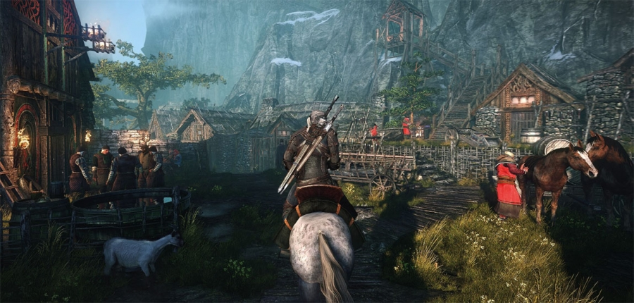 The Witcher 3: Wild Hunt Releases Official Gameplay Trailer