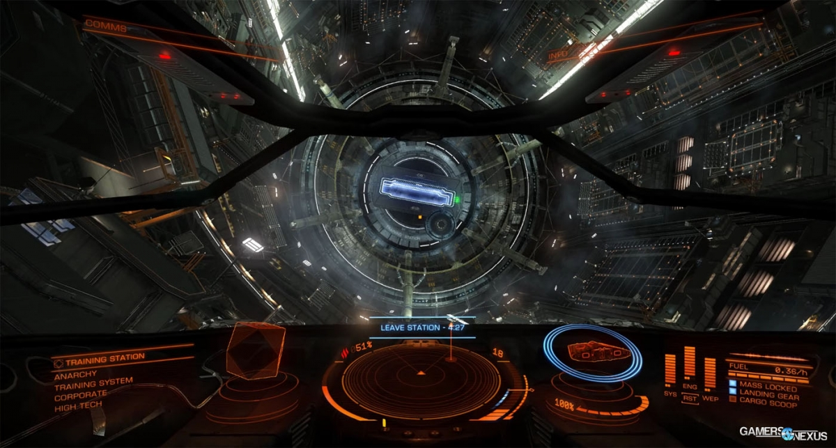 Elite: Dangerous GPU Benchmark – Extremely Optimized, Tested