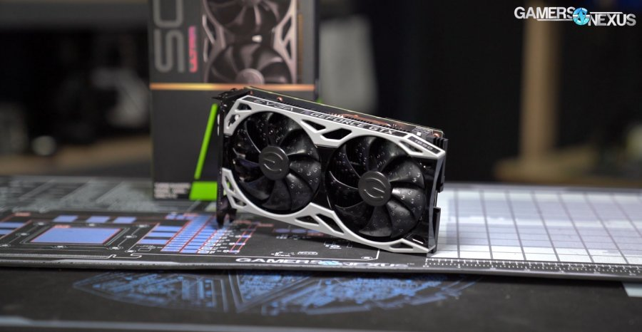 DOA: NVIDIA GTX 1650 Review, Benchmarks, & Overclocking vs. RX 570