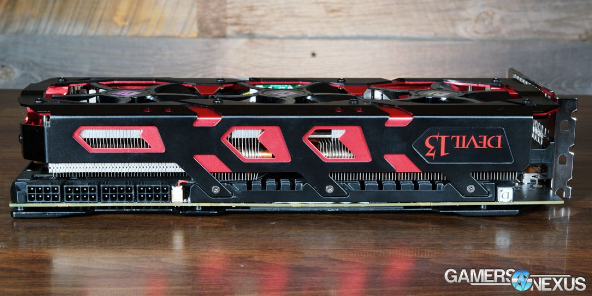 AMD R9 390 CrossFire vs  SLI GTX 970 Benchmark, Ft  Devil 13