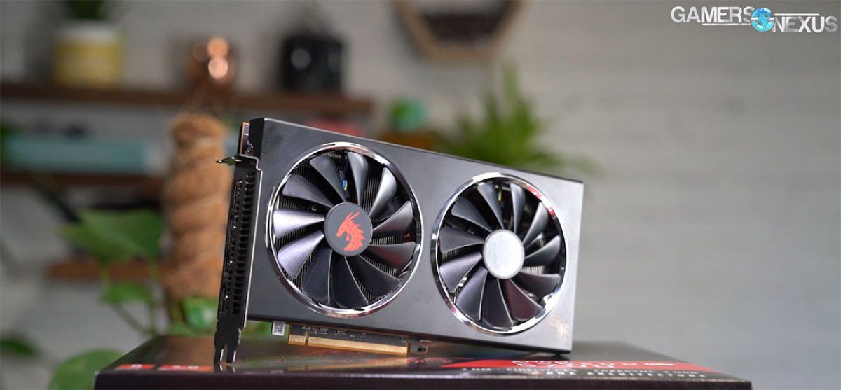 PowerColor RX 5700 Red Dragon Review: First of the Partners - Overclocking, Thermals, & Noise