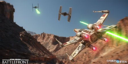 Star Wars Battlefront Graphics Card PC Benchmark – Ultra, High, & Med