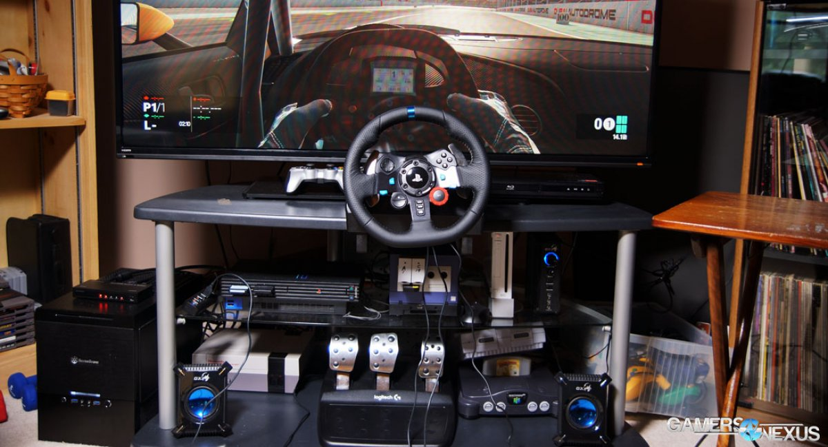 593cc9001b5 Logitech G29 Driving Force Racing Wheel Review | GamersNexus ...