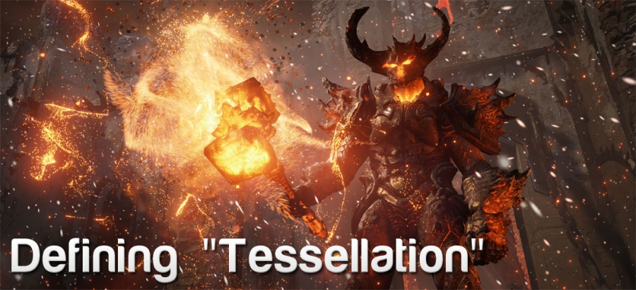 Defining Tessellation and Its Impact on Game Graphics (with Epic Games)