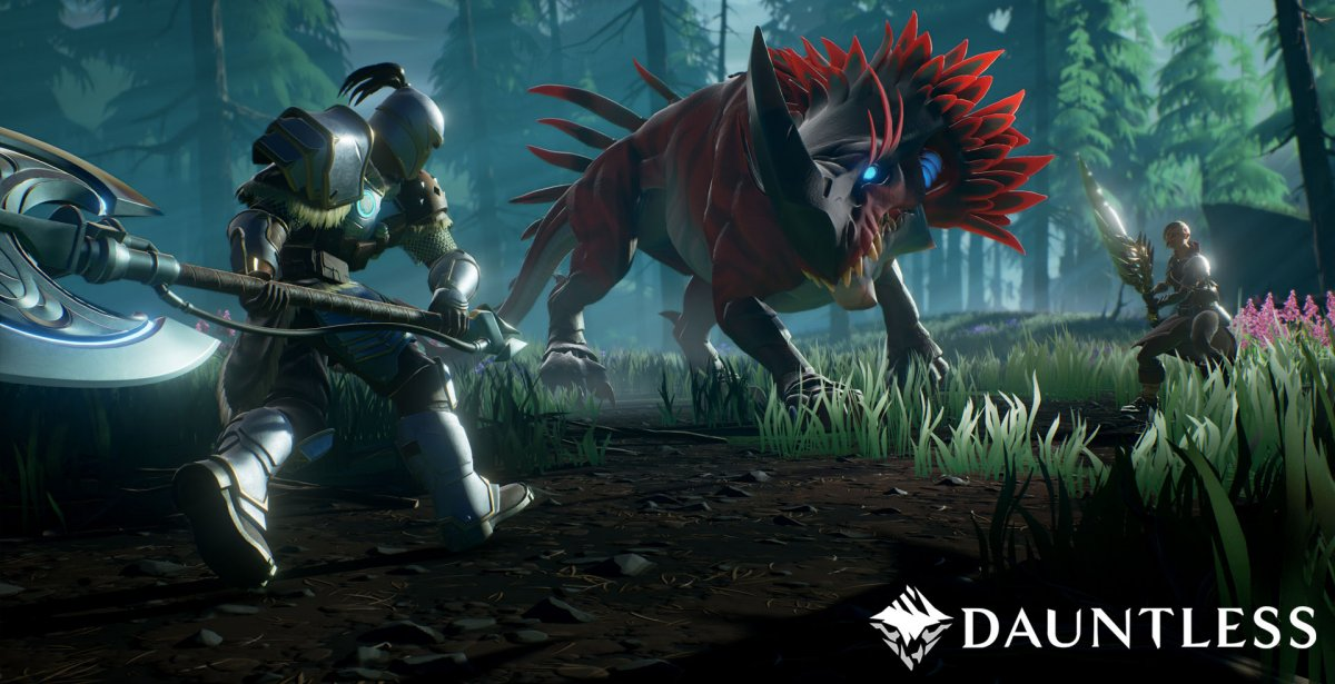 Image result for dauntless gameplay
