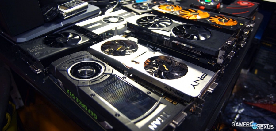 GTA V PC Benchmark - 1080, 1440, & 4K Tested on Titan X, 960, R9 290X, 270X, & More